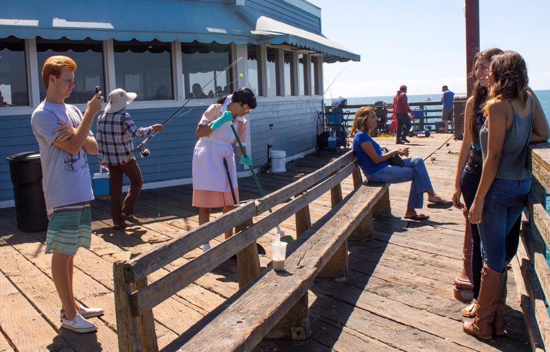 Rosa Henrandez en Oceanside Pier 2014.jpg
